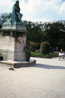 Exposition pierre dansereau for Au jardin de jean pierre inc